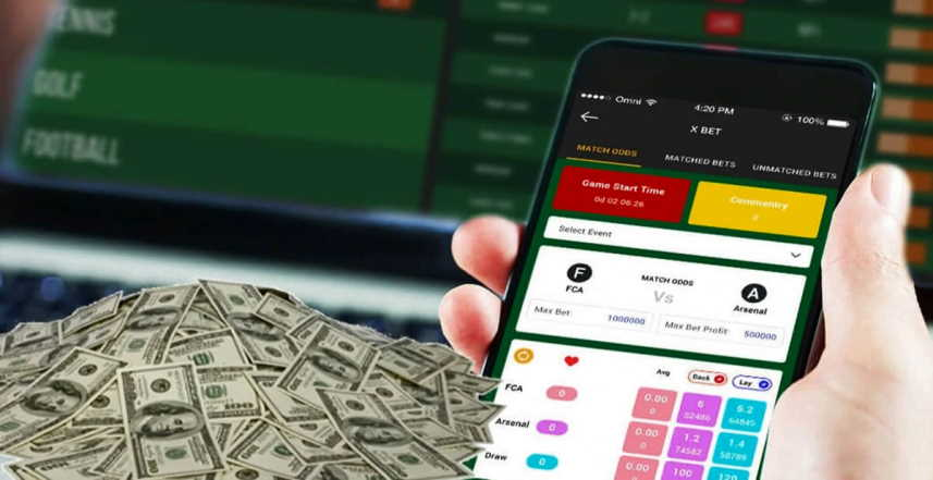 mobile casino application